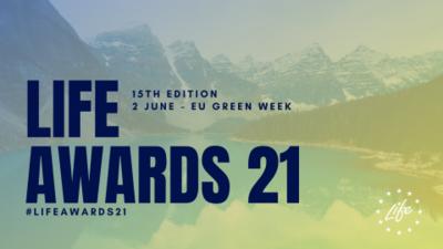 España, ganadora del Premio LIFE en la categoría Medioambiente