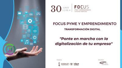 Focus Pyme Transformación Digital