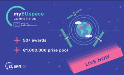 Concurso myEUspace 2021