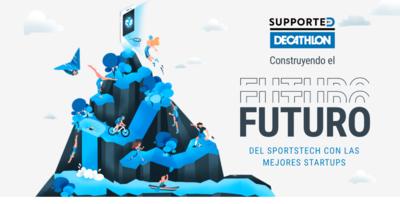 «Supported by Decathlon», un programa de open innovation para startups.