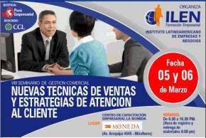 VIII Seminario Gestion Comercial Marketing