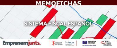 H Sistema fiscal español