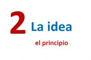 aprende emprender 3 LA IDEA
