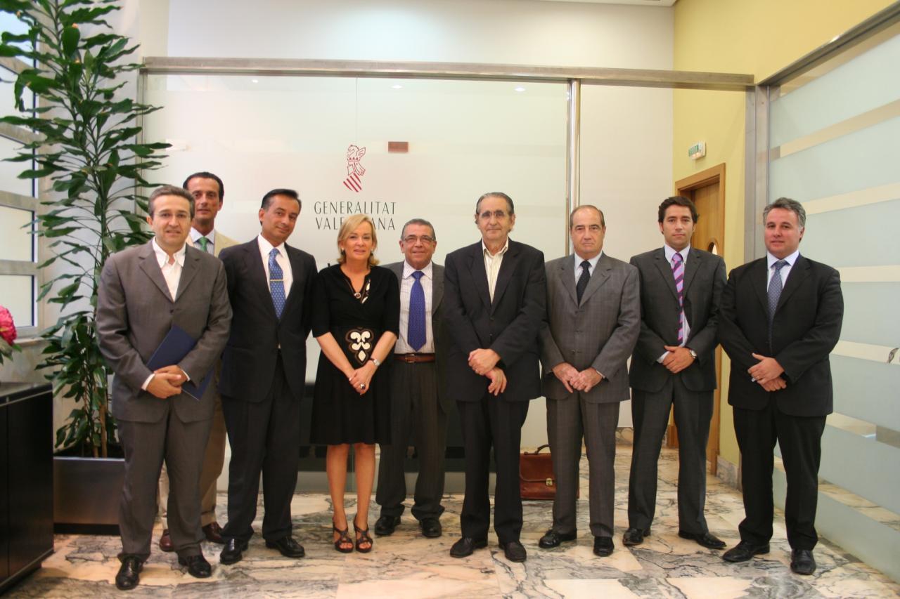 La consellera y la Red CEEI apuestan por el emprendedurismo valenciano