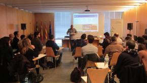 Presentación VI Edición Creación y Desarrollo Estratégico de Empresas Innovadoras. Andreu Blesa, UJI.