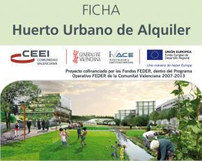 Huertos Urbanos de Alquiler