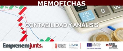 Contabilidad y análisis Imagen Memofichas