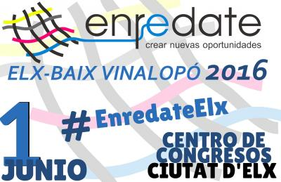 #EnredateElx 2016