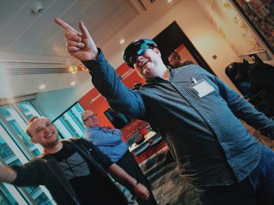 Hololens y realidad virtual mercado