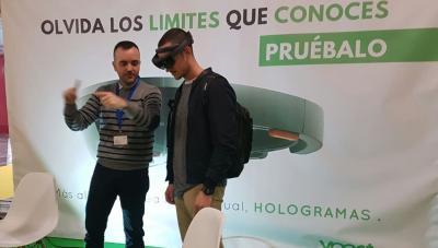 HoloLens tecnología MWC