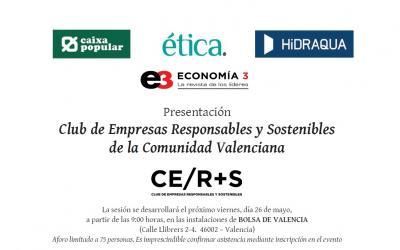 Programa del evento Club de Empresas Responsables y Sostenibles