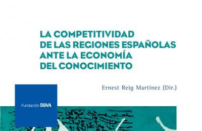 Competividad de las regiones españolas ante la economía del conocimiento