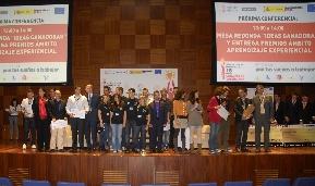 Foto Entrega Premios DPECV 2010