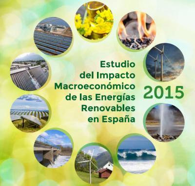 Estudio del impacto Macroeconómico de las Energías Renovables