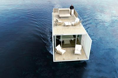 Punta de mar
