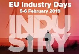 Más 30 proyectos financiados por UE en los Industry Day