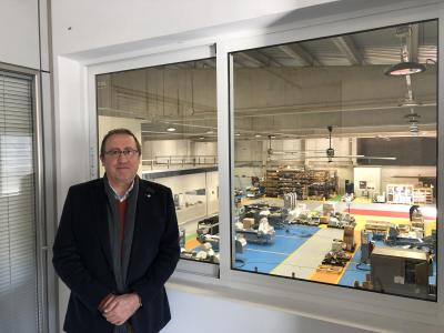 Álvaro Soler CEO de Multiscan Technologies S.L