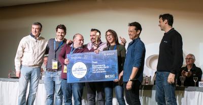 Hackathon ESIC. Equipo ganador