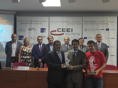 Premios CEEI-IVACE 2018