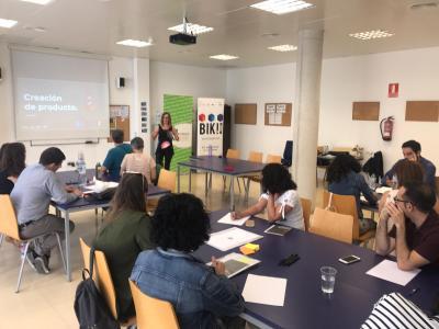 Sesión itinerario de producto en Ciudad Quesada