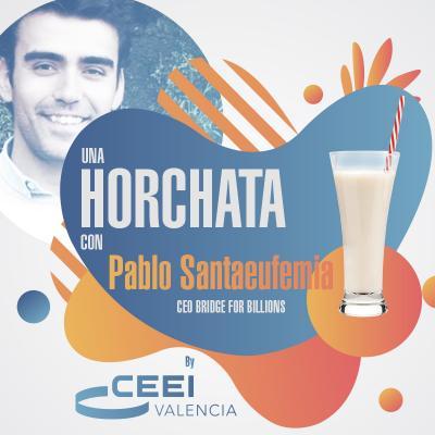 Pablo Santaeufemia, Ceo-fundador y CEO de Bridge for Billions