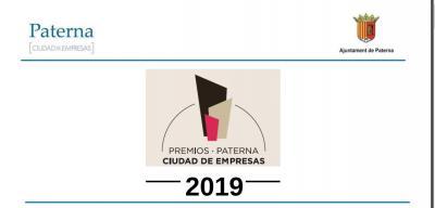 Premios Ciudad de Paterna 2019