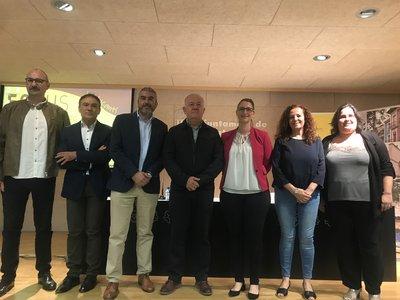 El evento ha contado con el apoyo de los ayuntamientos de la comarca