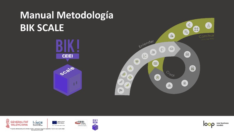 Manual de la metodología BIK SCALE