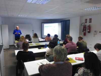 CEEI Castellón contribuye a la diversificación de la economía en Oropesa con los 'Training Days'