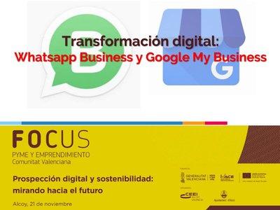 Transformación Digital: Nuevas Herramientas, Google My Business y Whatsapp Marketing con Álvaro Valladares
