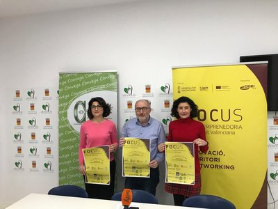 Almoradí acoge la presentación oficial de Focus Pyme y Emprendimiento Vega Baja 2019