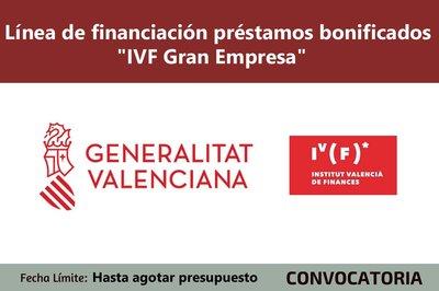 Préstamos IVF Gran Empresa