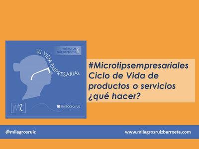 Ciclo de vida de productos y servicios