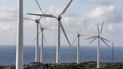 La Costa da Morte tendrá aún más parques eólicos que los actuales