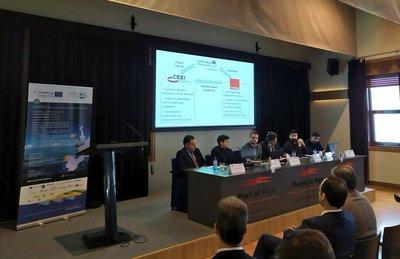 CEEI Valencia acerca el proyecto BLUE DEAL a VIgo en el Seminario Temático Sobre Energías Renovables Marinas