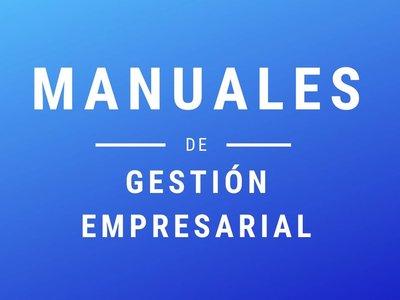 Manuales de gestión empresarial