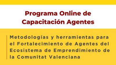 Arranca el Programa de Fortalecimiento para Agentes de la Comunitat Valenciana