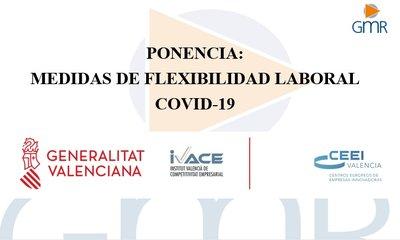Ponencia Flexibilidad Laboral: Medidas para adaptarse a la era post-COVID 19