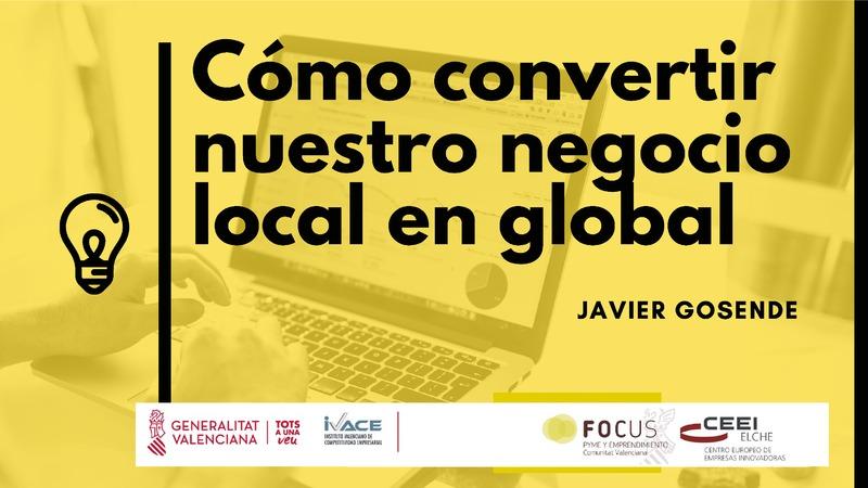 Como convertir nuestro negocio local en global (Portada)