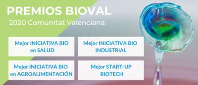 Premios BIOVAL 2020