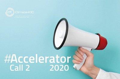 Convocatoria extraordinaria de EIT Climate-KIC Accelerator 2020 Call 2