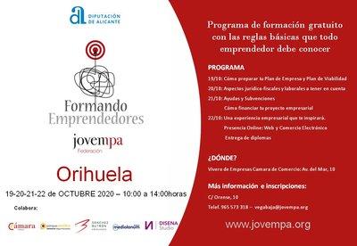 Emprendedores Orihuela