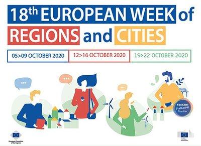 Semana Europea de las Regiones y Ciudades 2020