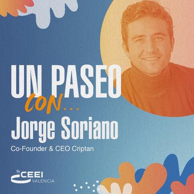 Jorge Soriano CEO de CRIPTAN