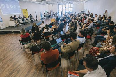 Momento de Focus Pyme organizado por Startup Valencia y CEEI Valencia 2019