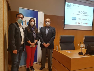 Firma convenio Universitat de València 2020