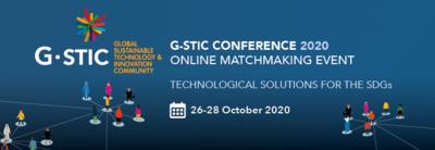 G-STIC 2020   Evento virtual de emparejamiento