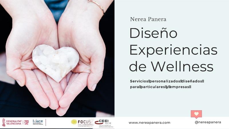 Nerea Panera - Diseño Experiencias de Wellness