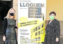 Castelló busca ampliar las viviendas sociales poniendo en marcha una bolsa de alquiler con ventajas para sus propietarios