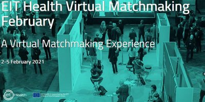 Segundo evento de matchmaking de EIT Health para el plan de negocios 2022